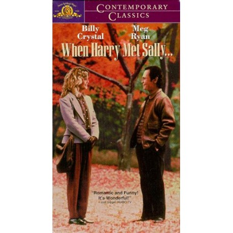 harry met sally social psychology relationships The thematic conflict expressed in when harry met sallyis the reasonableness of hoping for a romantic, albeit flawed, relationship, as opposed to the dream of a fairy tale romance logic overall story problem the way the objective characters use logic causes problems for them.
