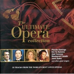The Ultimate Opera Collection (Audio CD)