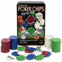 Professional Poker Chips by Cardinal