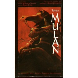 Mulan - An Original Walt Disney Records Soundtrack (Audio Cassette)