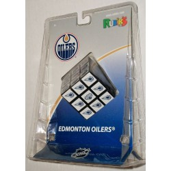 NHL Rubik's Cube - Edmonton Oilers by Sababa Toys