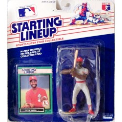 1989 Ozzie Smith MLB Starting Lineup