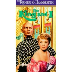 The King and I - The Rodgers & Hammerstein Collection (VHS)