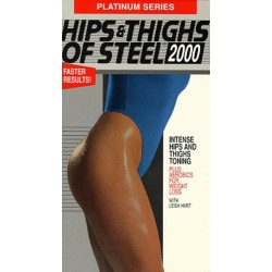 Hips & Thighs of Steel 2000 - Platinum Series (VHS)