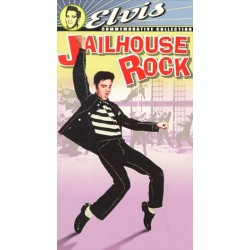 Jailhouse Rock - Elvis Commemorative Collection (VHS)