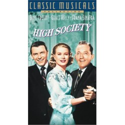 High Society - Classic Musicals Collection (VHS)