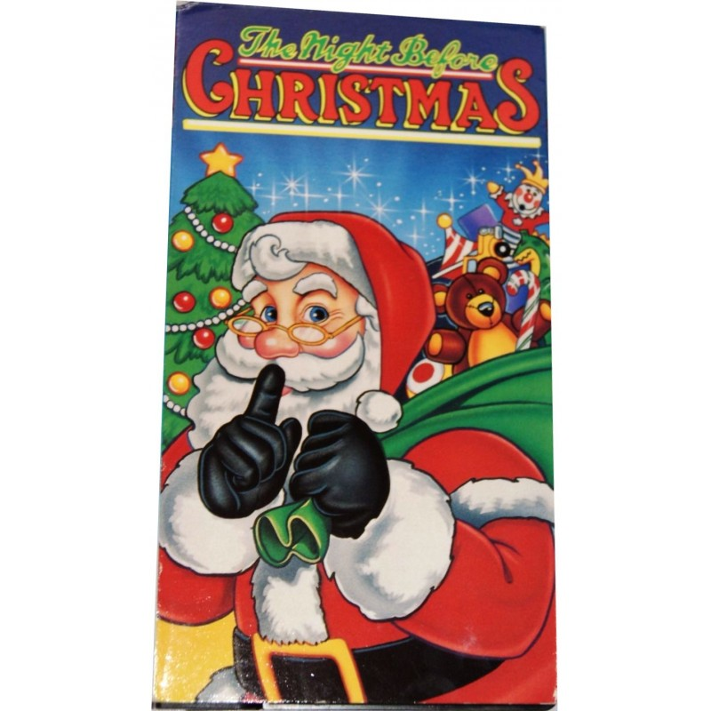 The Night Before Christmas - Kids Klassics (VHS) - Arz Libnan