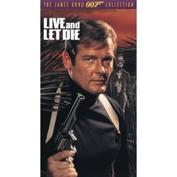007: Live And Let Die - The James Bond 007 Collection (VHS)
