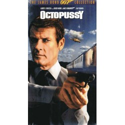 007: Octopussy - The James Bond 007 Collection (VHS)