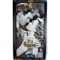 It's A Wonderful Life - The Forty-fifth Anniversary Edition (VHS)