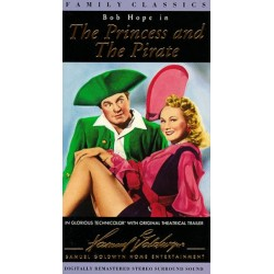 The Princess and The Pirate (VHS)