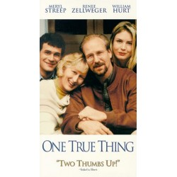 One True Thing (VHS)