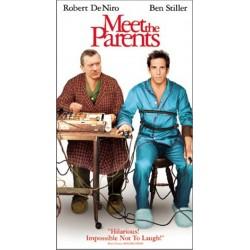 Meet The Parents (VHS)