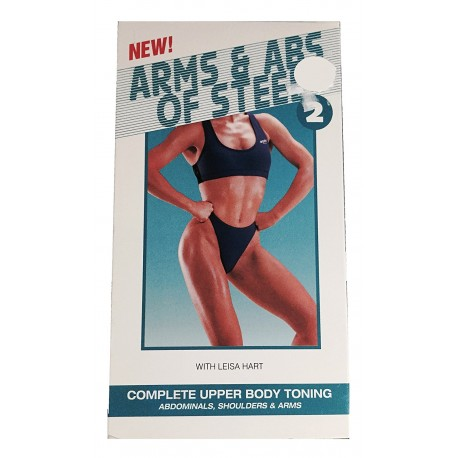 Arms & Abs of Steel, Vol. 2 (VHS)