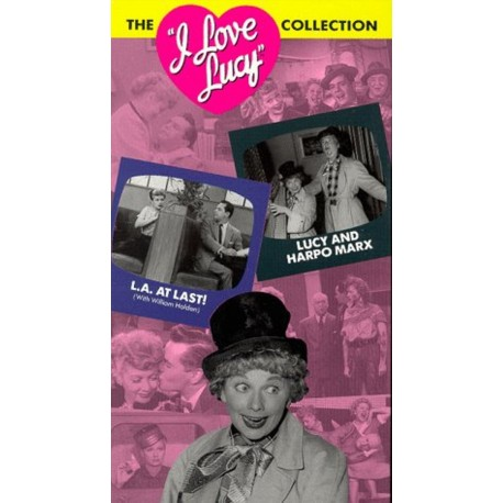 """The """"I Love Lucy"""" Collection Vol. 3 (VHS)"""