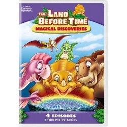 The Land Before Time: Magical Discoveries – Single-Disc Full Screen Edition (DVD)