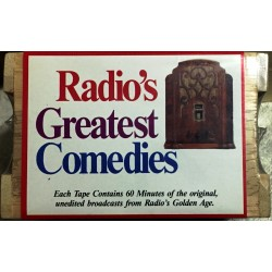 Radio's Greatest Comedies (Audio Cassette)