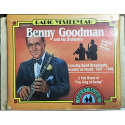 Benny Goodman and his Orchestra: Collection 1 (Audio Cassette)