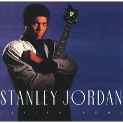 Stanley Jordan - Flying Home (Audio CD)
