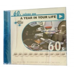 A Year in Your Life: 60s, Volume One (Audio CD)