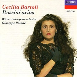 Cecilia Bartoli - Rossini Arias (Audio CD)