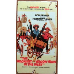 The Wackiest Wagon Train In The West (VHS)