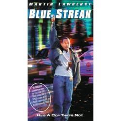Blue Streak (VHS)