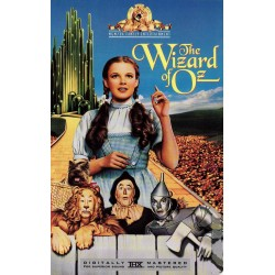 Wizard Of Oz: Digitally Mastered Edition (VHS)