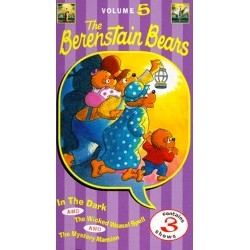 The Berenstain Bears : Volume 5 (VHS)