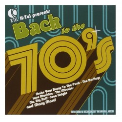 K-Tel Presents: Back to the 70's (Audio CD)