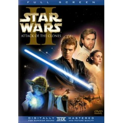 Star Wars: Attack Of The Clones II – Two-Disc Full Screen Edition (DVD)