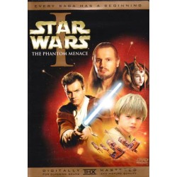 Star Wars: Episode I The Phantom Menace – Two-Disc Widescreen Edition (DVD)