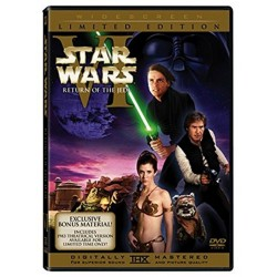 Star Wars: Episode VI Return Of The Jedi – Two-Disc Widescreen Limited Edition (DVD)