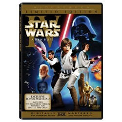 Star Wars: Episode IV A New Hope – Two-Disc Widescreen Limited Edition (DVD)