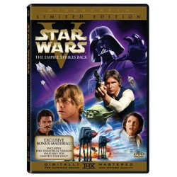 Star Wars: Episode V The Empire Strikes Back – Two-Disc Widescreen Limited Edition (DVD)