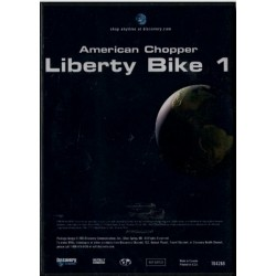 American Chopper: Liberty Bike 1 – Single-Disc Edition (DVD)