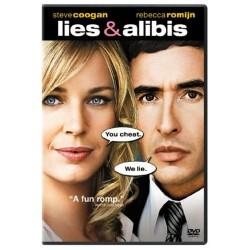 Lies & Alibis – Single-Disc Full Screen, Widescreen Edition (DVD)