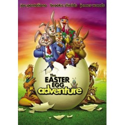 The Easter Egg Adventure - Single-Disc Edition (DVD)