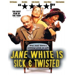 Jane White Is Sick & Twisted - Single-Disc Edition (DVD)