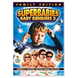 Superbabies Baby Geniuses 2 - Single-Disc Full Screen Family Edition (DVD)