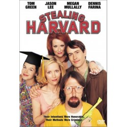 Stealing Harvard - Single-Disc Widescreen Edition (DVD)