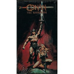 Conan The Barbarian (VHS)