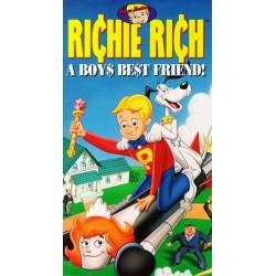 Richie Rich: A Boys Best Friend! (VHS)