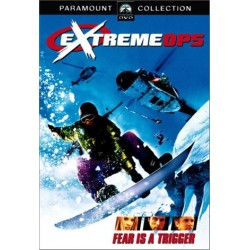 Extreme Ops - Single-Disc Widescreen, Full Screen Edition (DVD)
