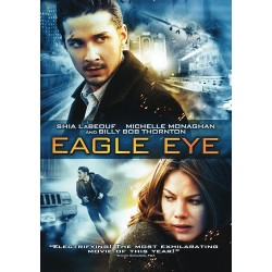 Eagle Eye - Single-Disc Widescreen Edition (DVD)