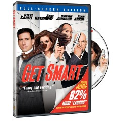 Get Smart - Single-Disc Full Screen Edition (DVD)