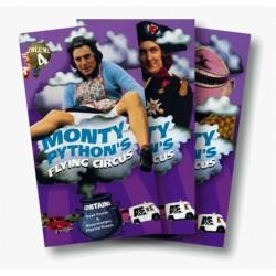Monty Python's Flying Circus: Season 1, Set 2, Episodes 7 to 13 (VHS)