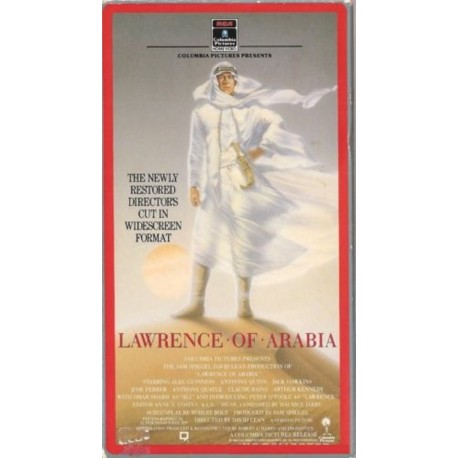 Lawrence Of Arabia (VHS)