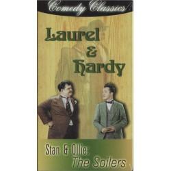 Laurel & Hardy: Stan & Ollie, The Soilers (VHS)