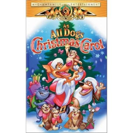 An All Dogs Christmas Carol.An All Dogs Christmas Carol Vhs Arz Libnan